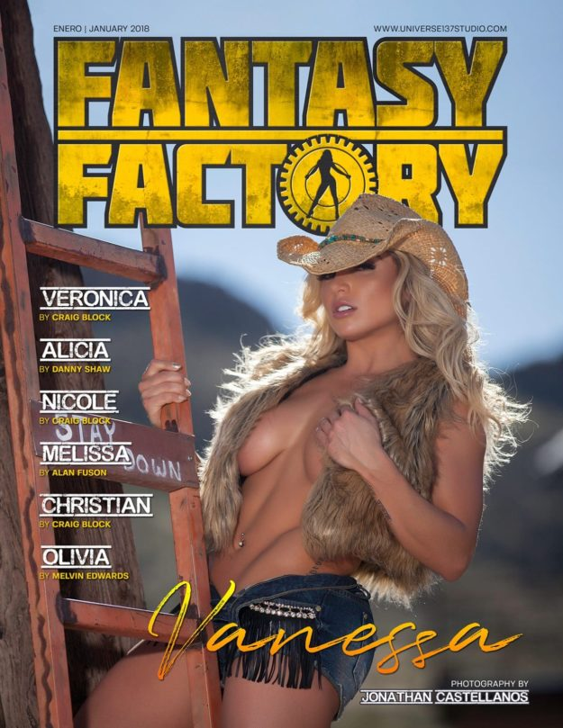 Fantasy Factory Magazine – January – February 2018