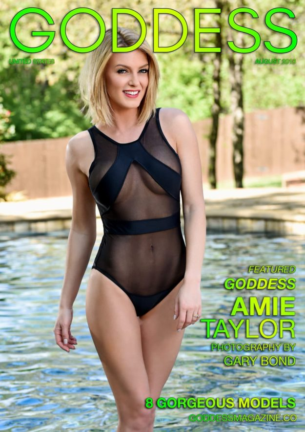 Goddess Magazine – August 2018 – Amie Taylor