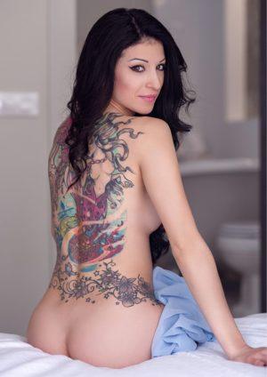 Vanquish Tattoo Magazine – June 2016 – Sylvia Hauten