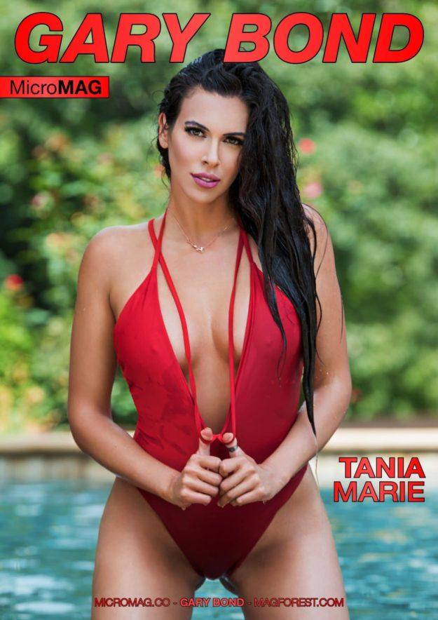 Gary Bond Micromag – Tania Marie – Issue 2