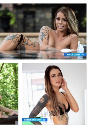 Inkx Magazine – September 2018 – Lisa Sabrina