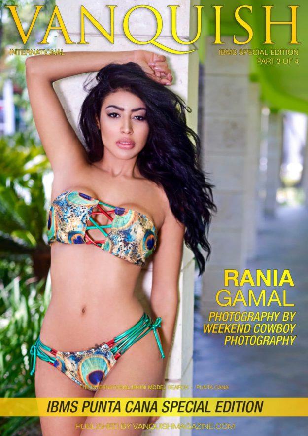 Vanquish Magazine – Ibms Punta Cana – Part 3 – Rania Gamal
