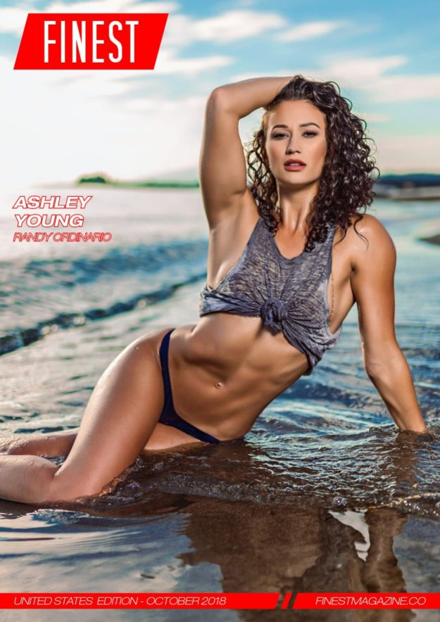 Finest Magazine – October 2018 – Ashley Young