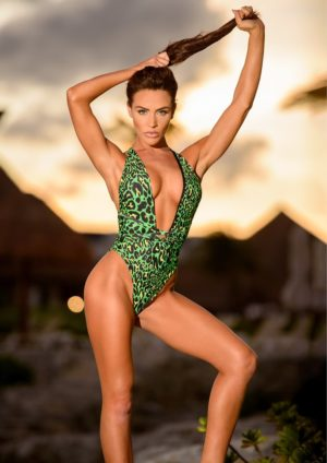Swimsuit Usa Micromag – Kendal O'reilly