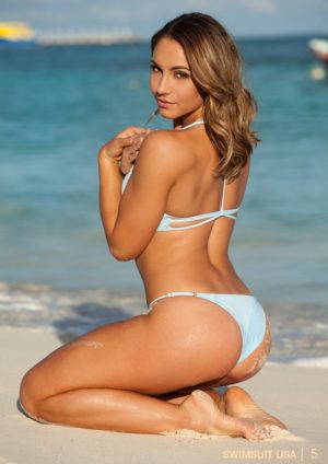 Swimsuit Usa Micromag – Autumn Crosby