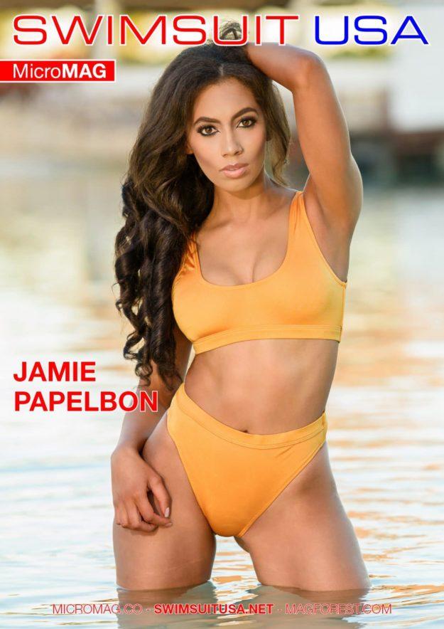 Swimsuit Usa Micromag – Jamie Papelbon
