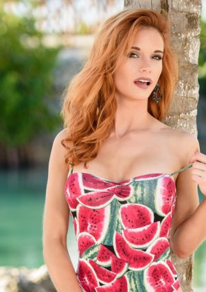 Swimsuit Usa Micromag – Jessika Lyn