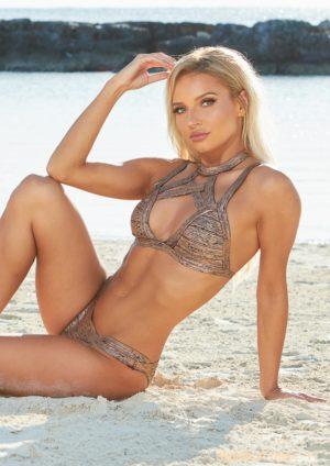Swimsuit Usa Micromag – Monika Majgier-sztabnik – Issue 2