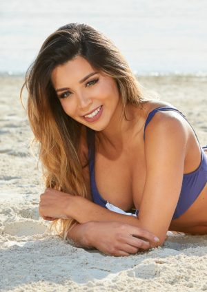 Swimsuit Usa Micromag – Melissa Garcia – Issue 3