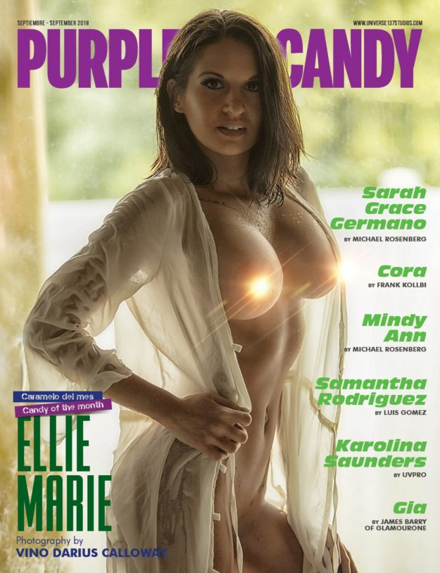 Purple Candy Magazine – September 2018