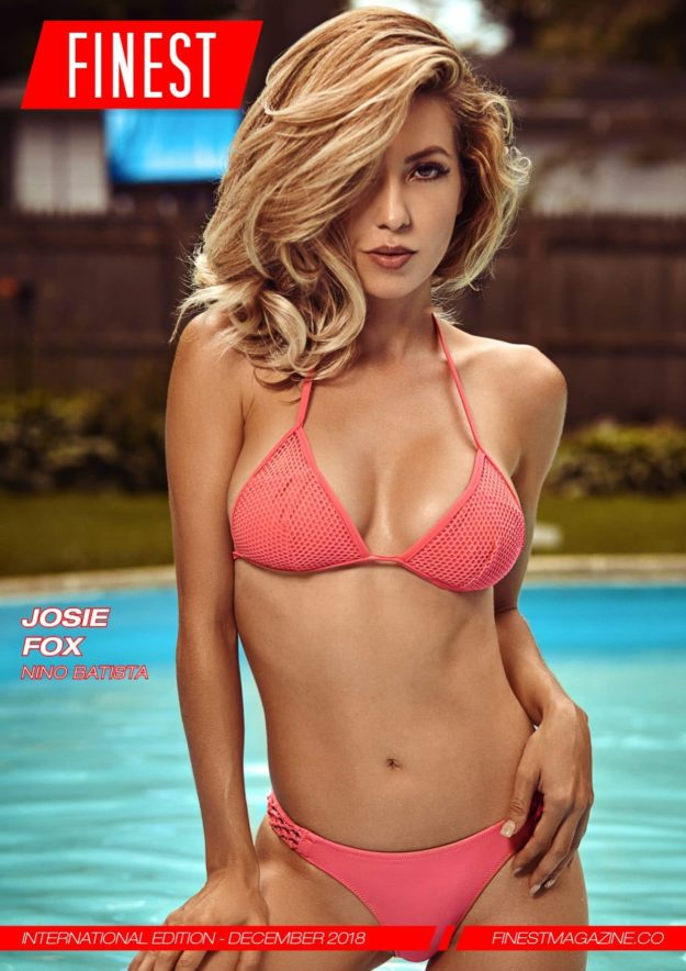 Finest Magazine – December 2018 – Josie Fox