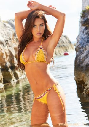 Swimsuit Usa Micromag – Kendal O'reilly – Issue 4