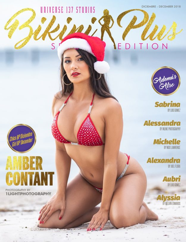 Bikini Plus Magazine – December 2018