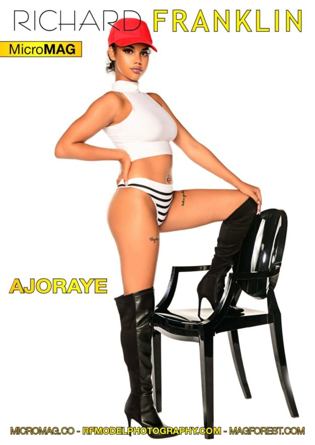 Richard Franklin Micromag – Ajoraye