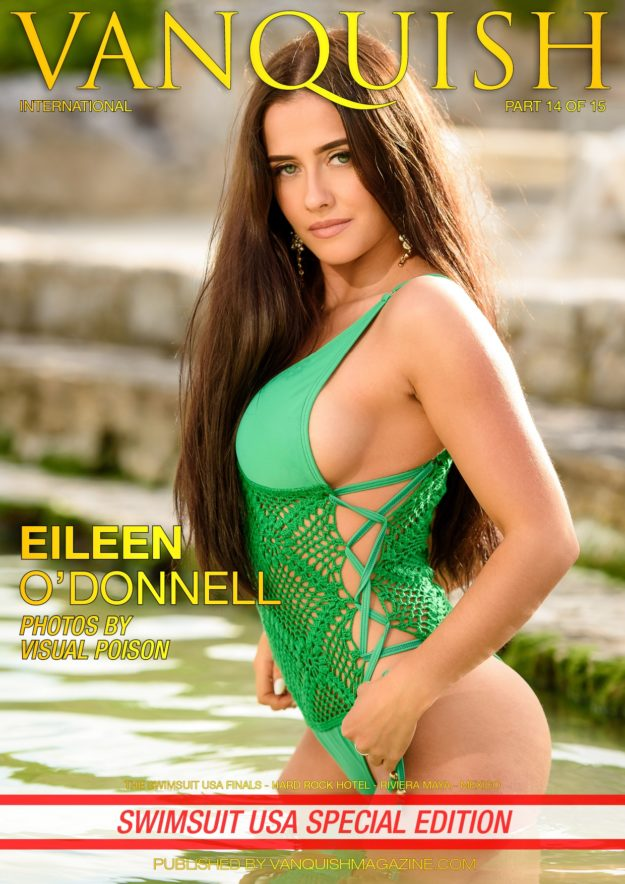 Vanquish Magazine – Swimsuit Usa – Part 14 – Eileen O'donnell
