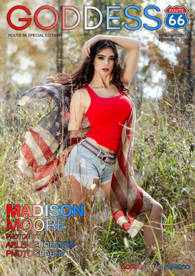 Goddess Route 66 – February 2019 – Madison Moore