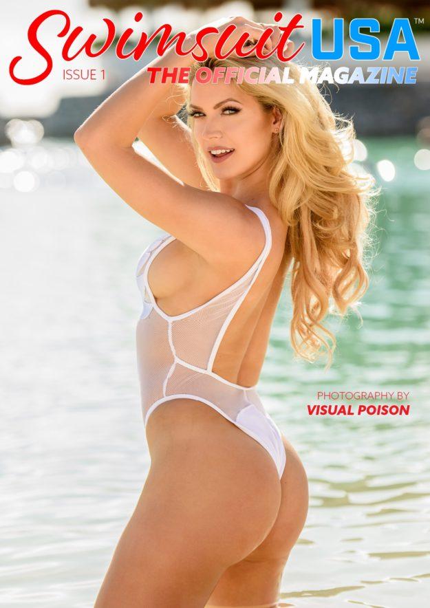 Swimsuit Usa Magazine – Part 1 – Courtney Newman