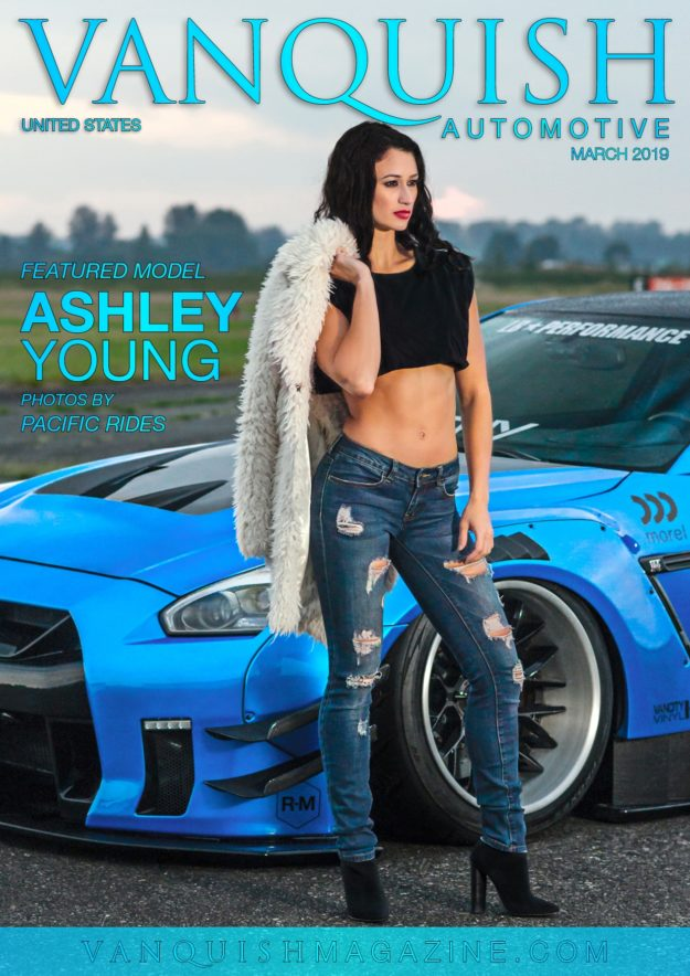 Vanquish Automotive – March 2019 – Ashley Young