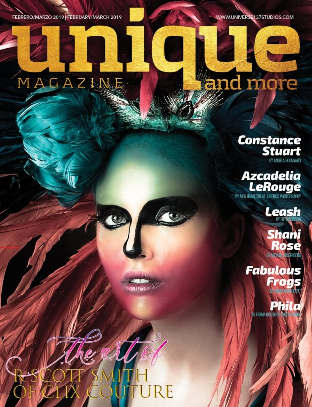 Unique Magazine – March 2019