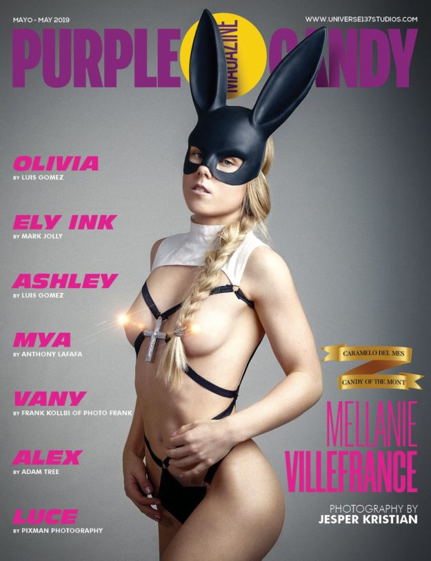 Purple Candy Magazine – May 2019