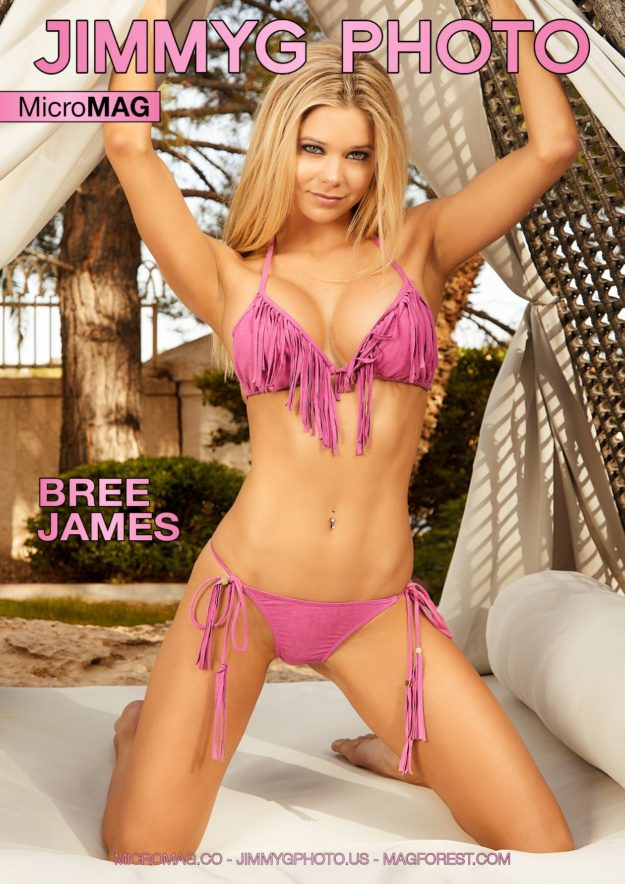 Jimmyg Photo Micromag – Bree James – Issue 2