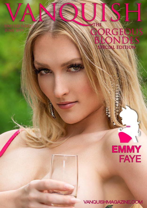 Vanquish Magazine – June 2019 – Gorgeous Blondes – Emmy Faye