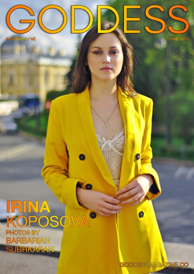 Goddess Magazine – June 2019 – Irina Koposova