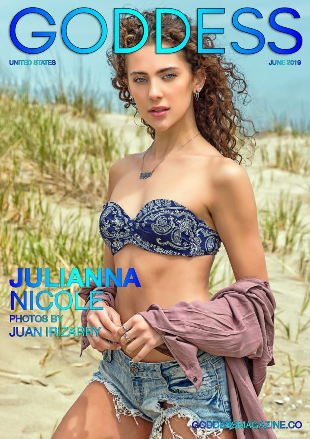 Goddess Magazine – June 2019 – Julianna Nicole