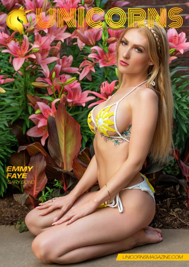 Unicorns Magazine – July 2019 – Emmy Faye