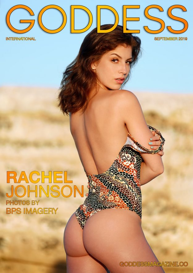 Goddess Magazine – September 2019 – Rachel Johnson
