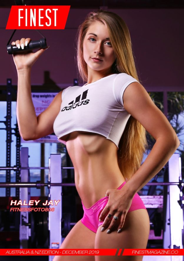 Finest Magazine – December 2019 – Haley Jay