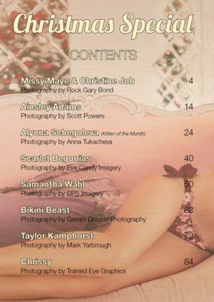 Vanquish Magazine – December 2019 – Alyona Schegoleva