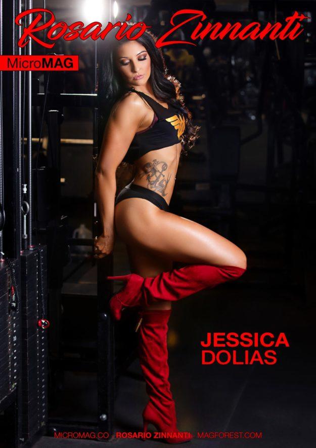 Rosario Zinnanti Micromag – Jessica Dolias