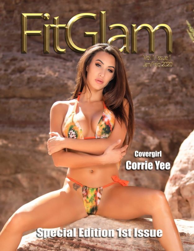 Fit Glam Magazine – January 2020