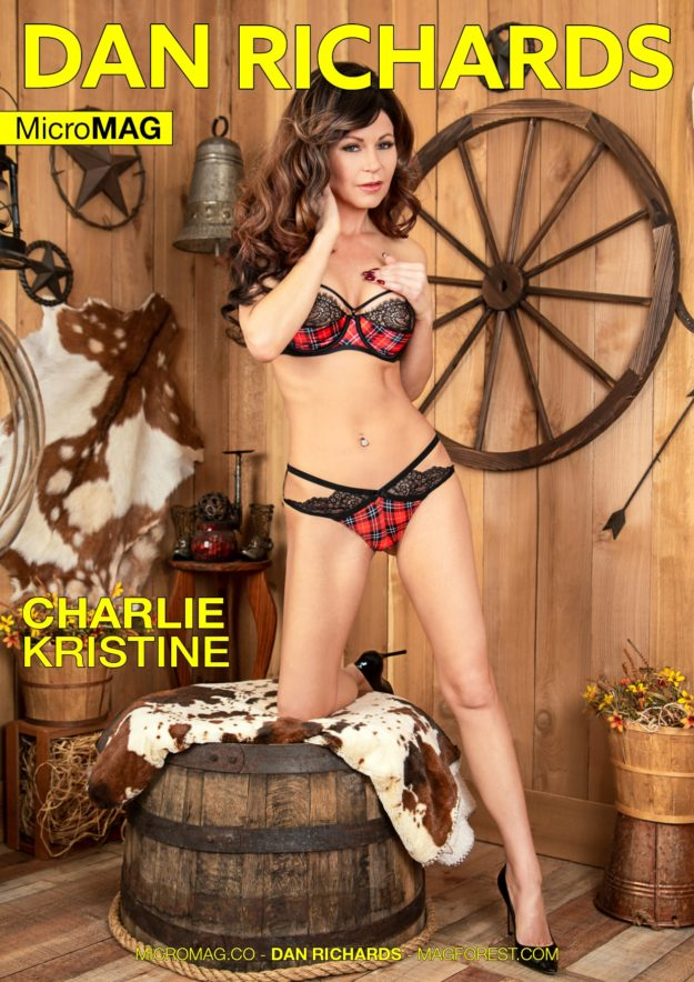 Dan Richards Micromag – Charlie Kristine