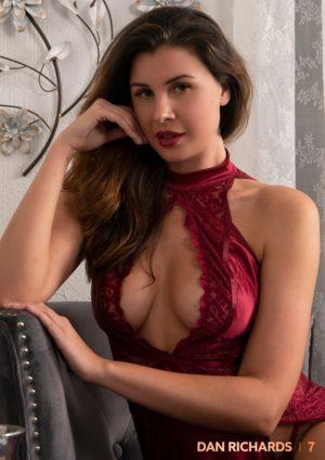 Dan Richards Micromag – Olga Kaminska