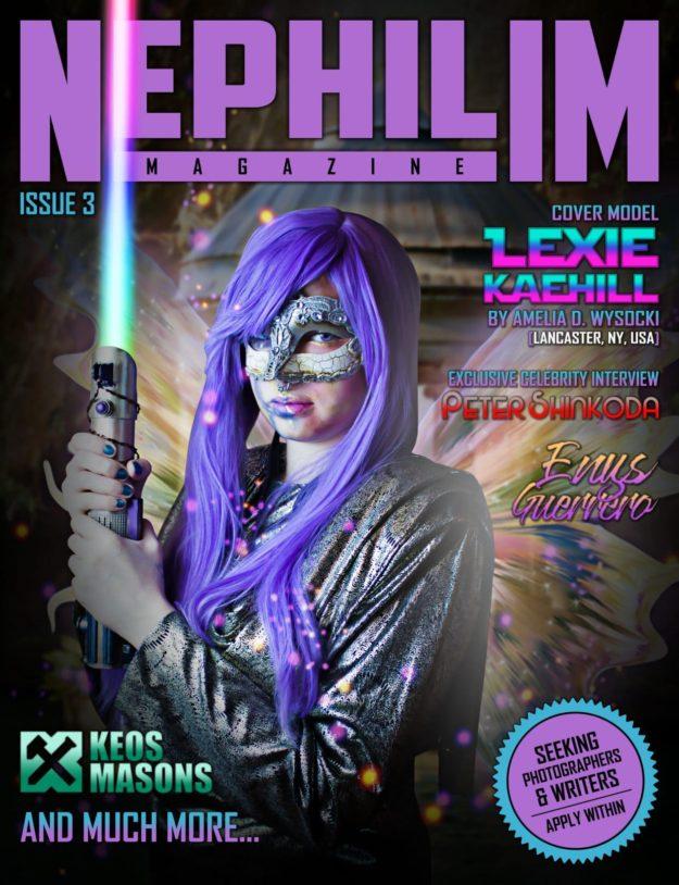 Nephilim Magazine – Issue 3