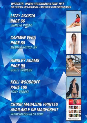 Crush Magazine – March 2020 – Bianca Danielle