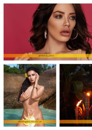 Huzzah! Magazine – March 2020 – Sara Jahan