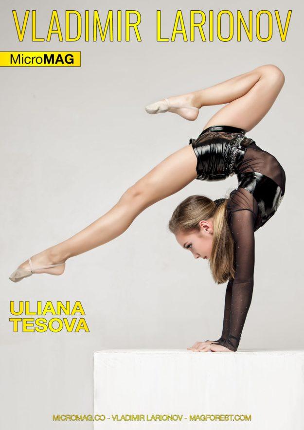 Vladimir Larionov Micromag – Uliana Tesova
