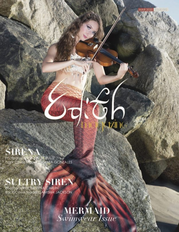 Edith Magazine – March 2020 – Mermaids – Issue 92