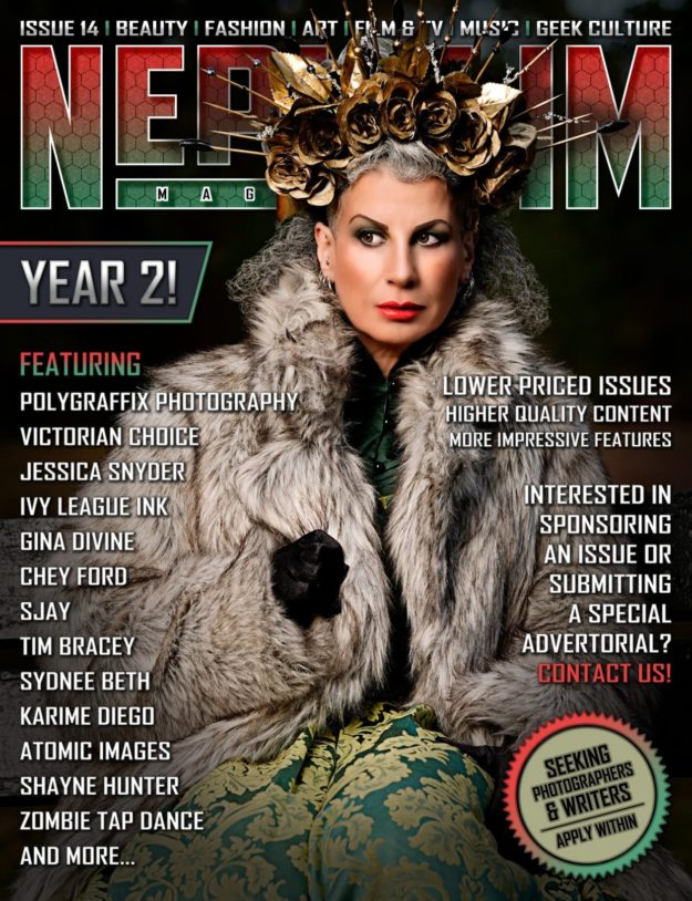 Nephilim Magazine – Issue 14