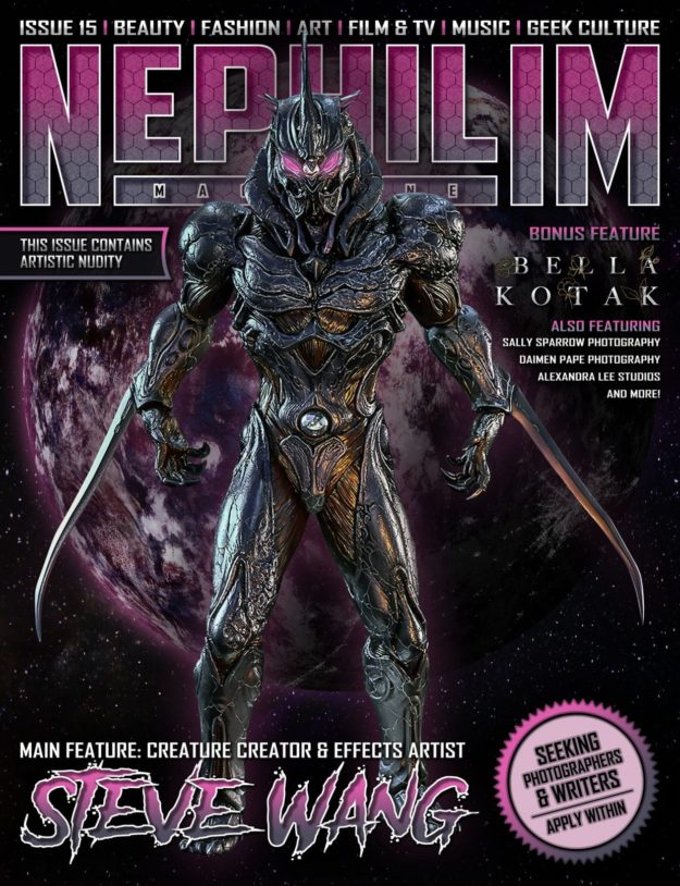 Nephilim Magazine – Issue 15