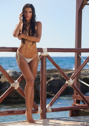 Swimsuit Usa Micromag – Chanelle Lee – Issue 1