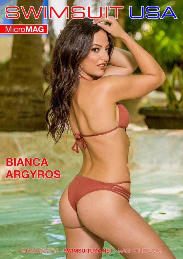 Swimsuit Usa Micromag – Bianca Argyros