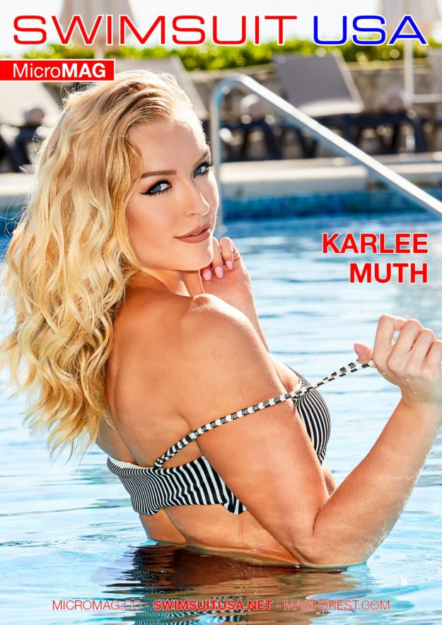 Swimsuit Usa Micromag – Karlee Muth – Issue 1