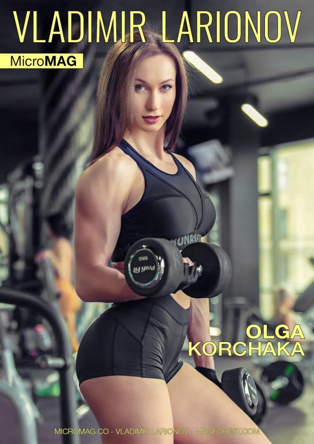 Vladimir Larionov Micromag – Olga Korchaka