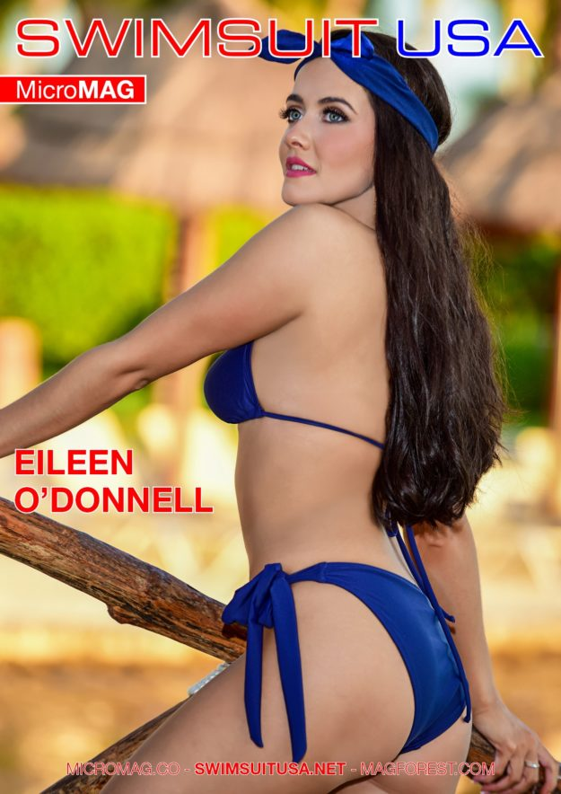 Swimsuit Usa Micromag – Eileen O'donnell – Issue 4