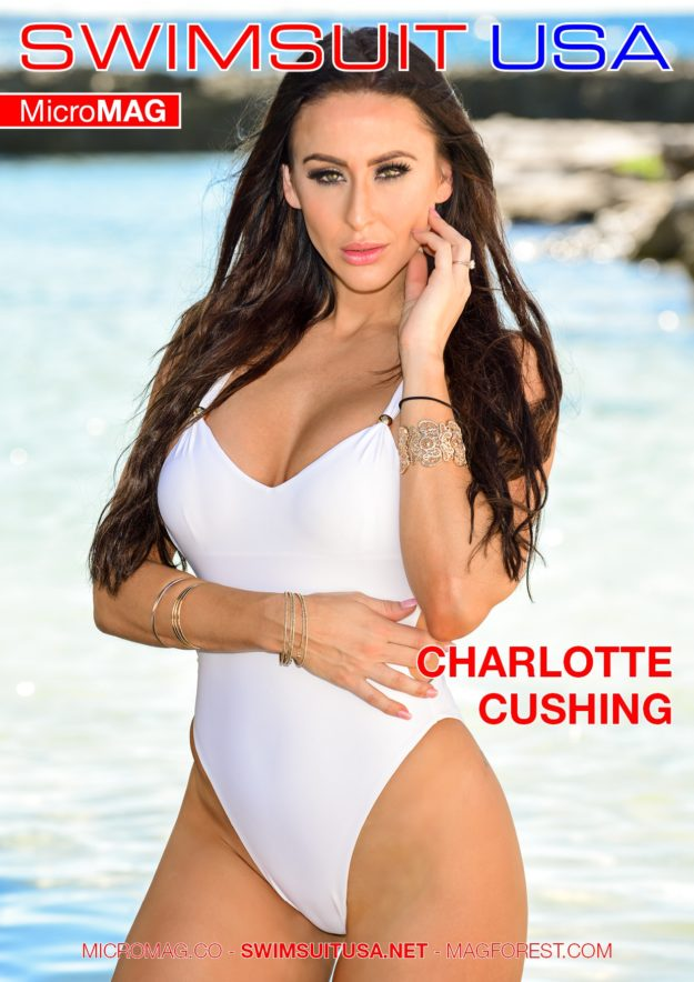 Swimsuit Usa Micromag – Charlotte Cushing – Issue 3