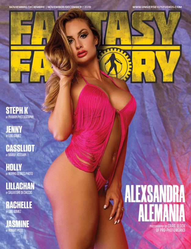 Fantasy Factory Magazine – November 2019